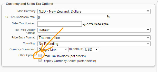 Tax Invoices | Send A Tax Invoice Instead Of An Invoice Layout Formatting